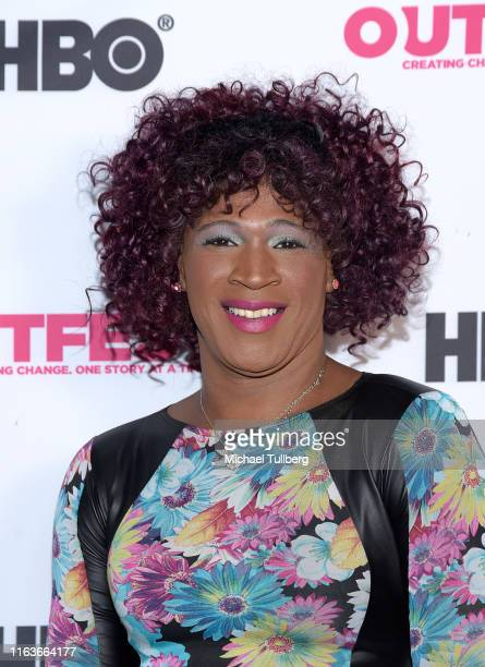 Producer Kristen Parker Lovell attends a screening of The Garden Left Behind at the 2019 Outfest Los Angeles LGBTQ Film Festival at Margo Albert...