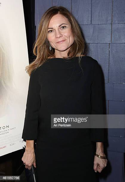 Producer Kristin Hahn attends the Los Angeles Premiere Of CAKE After Party at Sadie on January 14 2015 in Hollywood California