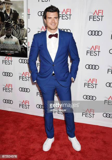 Producer Kyle Tekiela attends the screening of Netflix's 'Mudbound' at the Opening Night Gala of AFI FEST 2017 presented by Audi at TCL Chinese...