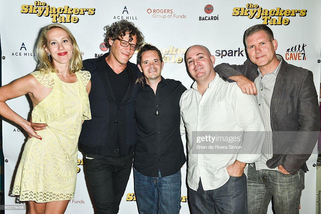"2016 Toronto International Film Festival - ""The Skyjacker's Tale"" After Party : News Photo"