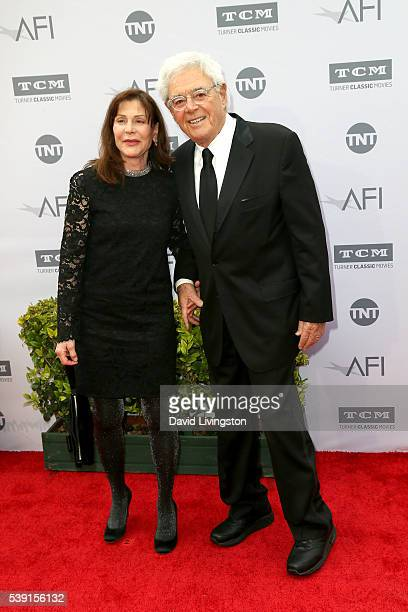 Producer Lauren Shuler Donner and director Richard Donner attend American Film Institute's 44th Life Achievement Award Gala Tribute to John Williams...
