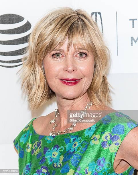Producer Lauren Versel attends 'Custody' Premiere during 2016 Tribeca Film Festival at John Zuccotti Theater at BMCC Tribeca Performing Arts Center...