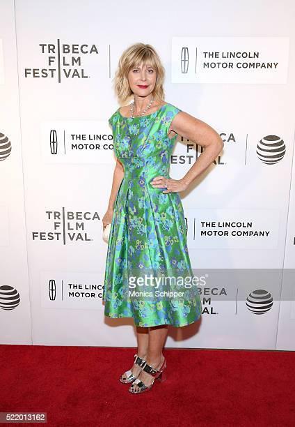 Producer Lauren Versel attends the Custody Premiere 2016 Tribeca Film Festival at BMCC John Zuccotti Theater on April 17 2016 in New York City