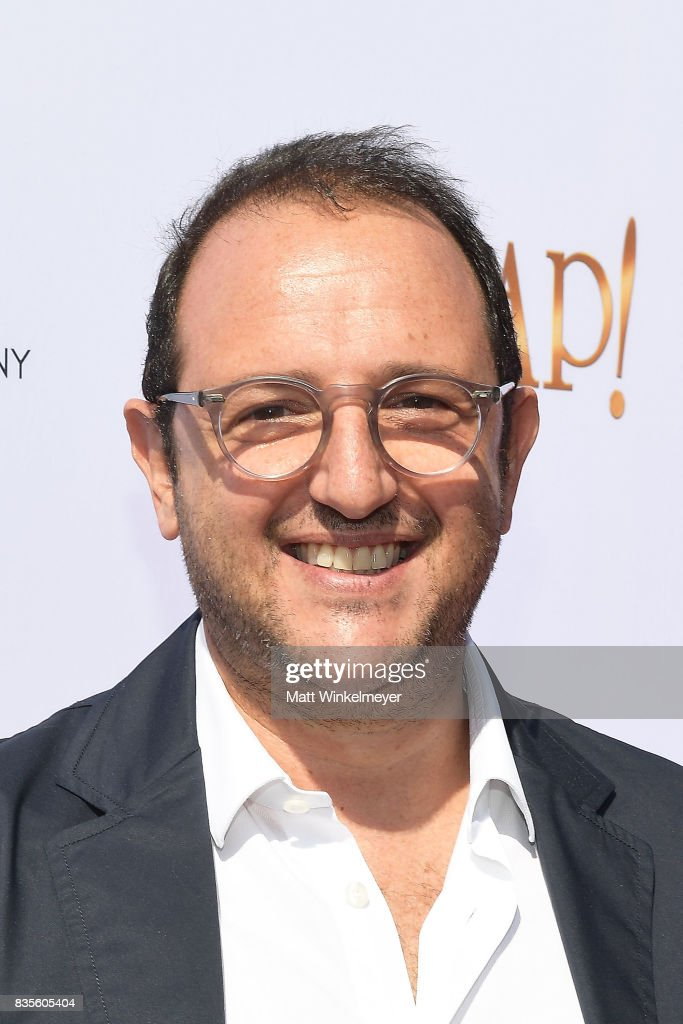 Producer Laurent Zeitoun attends the Weinstein Company's 'LEAP!' at The Grove on August 19, 2017 in Los Angeles, California.