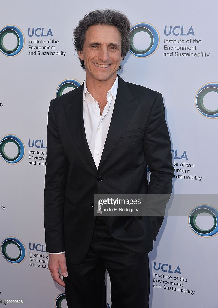 Producer Lawrence Bender attends An Evening of Environmental Excellence presented by the UCLA Institute of the Environment and Sustainability on March 21, 2014 in Beverly Hills, California.