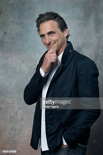Producer Lawrence Bender is photographed on September 10 2015 in Deauville France