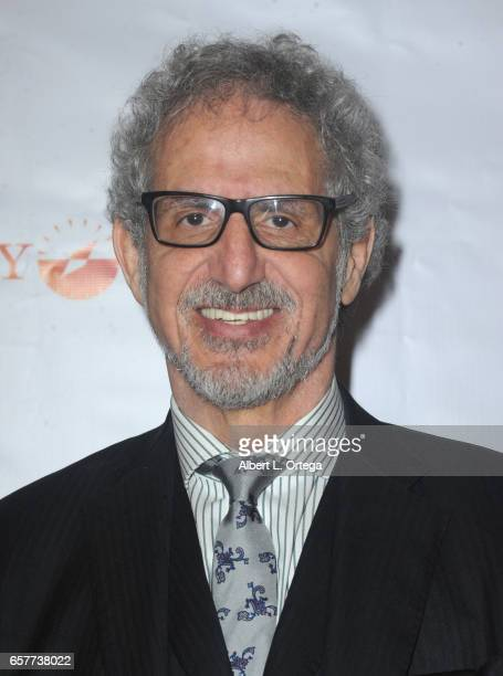 Producer Lee Aronsohn arrives for the Whispers From Children's Hearts Foundation's 3rd Legacy Charity Gala held at Casa Del Mar on March 24 2017 in...