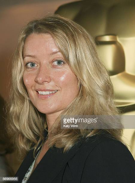 Producer Lene Bausager attends The 78th Academy Awards Nominated Shorts Reception February 28 at The Academy of Motion Picture Arts and Sciences...