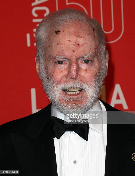 Producer Leonard Goldberg attends LACMA's 50th Anniversary Gala at LACMA on April 18 2015 in Los Angeles California