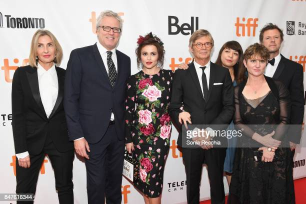 Producer Lesley Neary Sony Pictures Entertainment Peter Nelson actress Helena Bonham Carter director Bille August producers Anita Elsani Laurie...