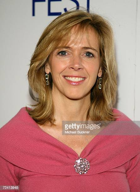 Producer Linda Vester arrives at the World Premiere of Back Home during AFI FEST 2006 presented by Audi held at the LOFT at Arclight Hollywood on...