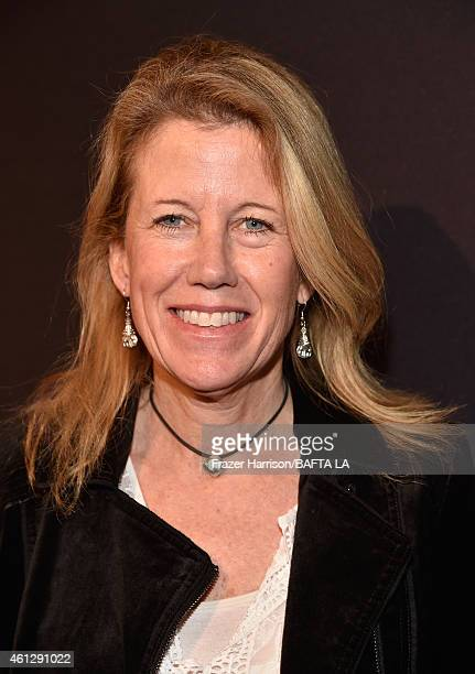 Producer Lisa Bruce attends the BAFTA Los Angeles Tea Party at The Four Seasons Hotel Los Angeles At Beverly Hills on January 10, 2015 in Beverly...
