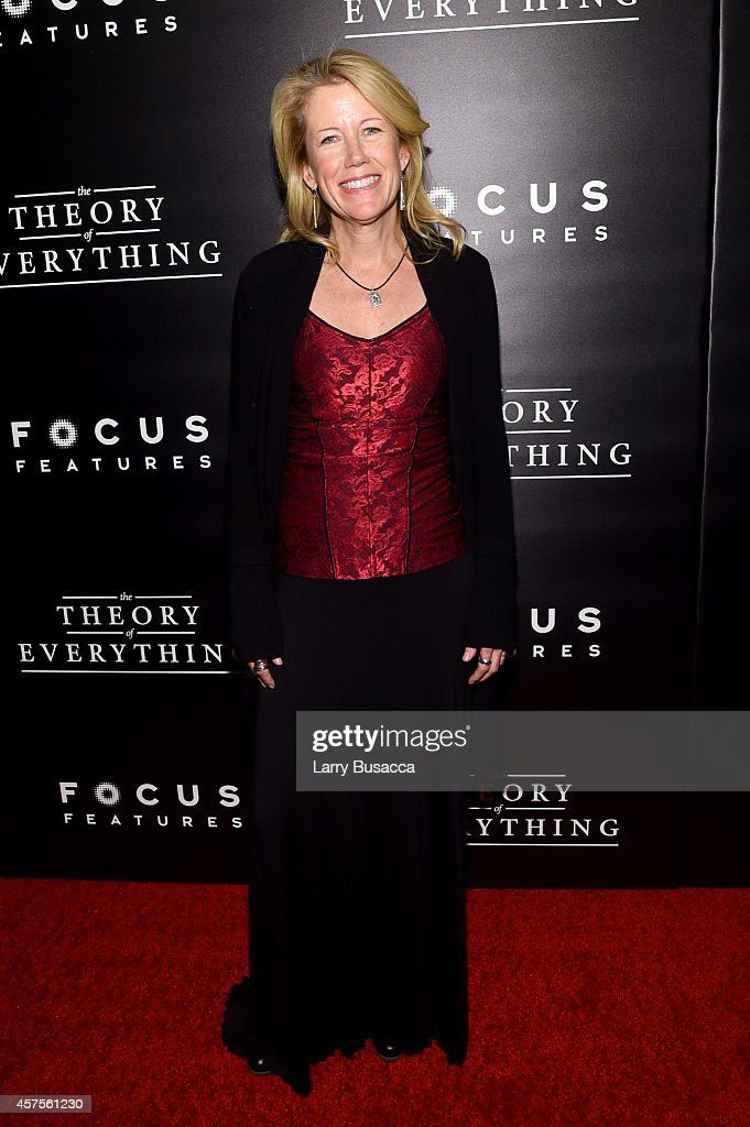 Producer Lisa Bruce attends 'The Theory Of Everything' New York Premiere at Museum of Modern Art on October 20, 2014 in New York City.