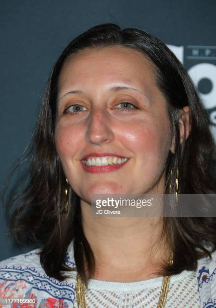 Producer Lisa Whalen attends the 2019 Beyond Fest opening night premieres of 'Color Out Of Space' and 'Daniel Isn't Real' at the Egyptian Theatre on...