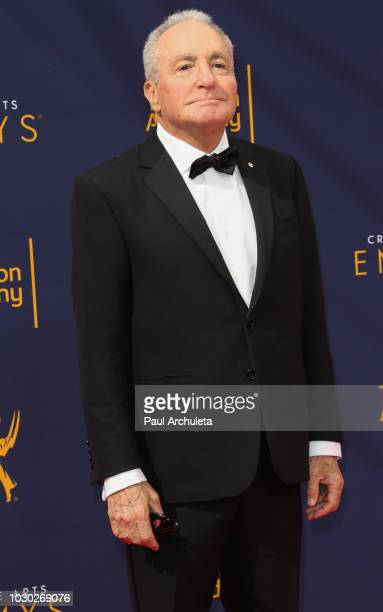 Producer Lorne Michaels attends the 2018 Creative Arts Emmy Awards Day 2 at the Microsoft Theater on September 9 2018 in Los Angeles California