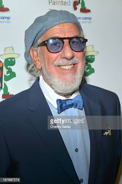 Producer Lou Adler attends a celebration of Carole King and her music to benefit Paul Newman's The Painted Turtle Camp at the Dolby Theatre on...