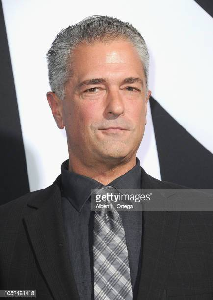 Producer Malek Akkad arrives for the Universal Pictures' 'Halloween' Premiere held at TCL Chinese Theatre on October 17 2018 in Hollywood California