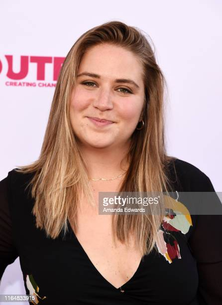 Producer Mallory Schwartz arrives at the 2019 Outfest Los Angeles LGBTQ Film Festival Closing Night Gala Premiere of Before You Know It at The...