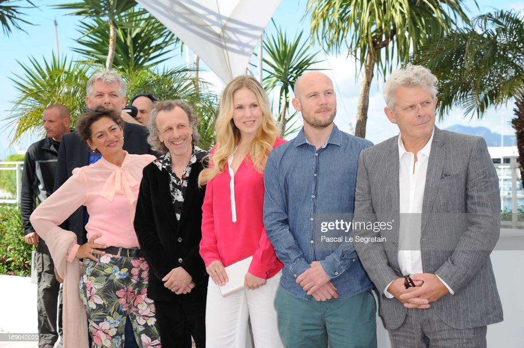 'Borgman' Photocall - The 66th Annual Cannes Film Festival