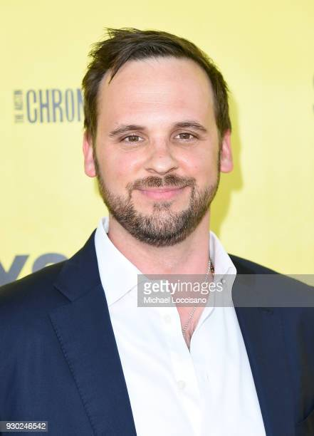 Producer Marcus Cox attends the Don't Leave Home premiere during the 2018 SXSW Conference and Festivals at the ZACH Theatre on March 10 2018 in...