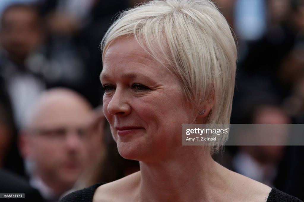 Producer Marianne Slot attends 'A Gentle Creature (Krotkaya)' premiere during the 70th annual Cannes Film Festival at Palais des Festivals on May 25, 2017 in Cannes, France.