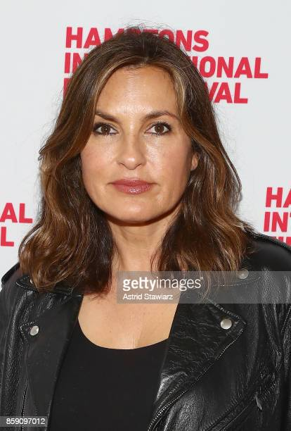 Producer Mariska Hargitay attends the red carpet for 'I Am Evidence' during Hamptons International Film Festival 2017 Day Four on October 8 2017 in...