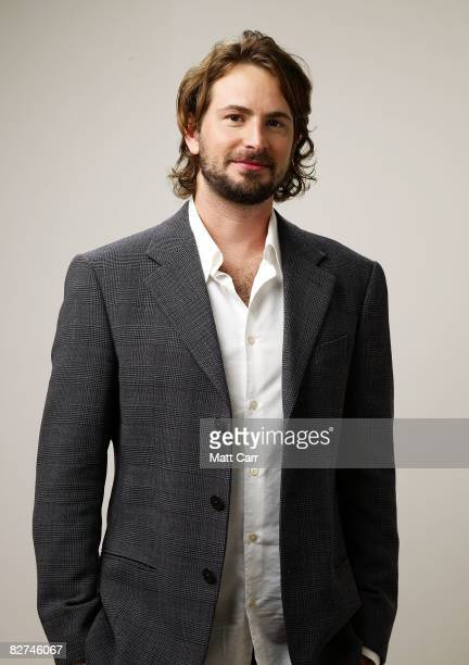 Producer Mark Boal from the film The Hurt Locker poses for a portrait during the 2008 Toronto International Film Festival held at the Sutton Place...
