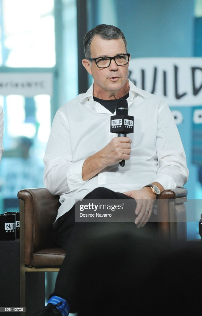 Producer Mark Burg attends Build to discuss 'Jigsaw' at Build Studio on October 6, 2017 in New York City.