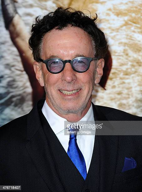 Producer Mark Canton arrives for the Premiere Of Warner Bros Pictures And Legendary Pictures' '300 Rise Of An Empire' held at TCL Chinese Theatre on...