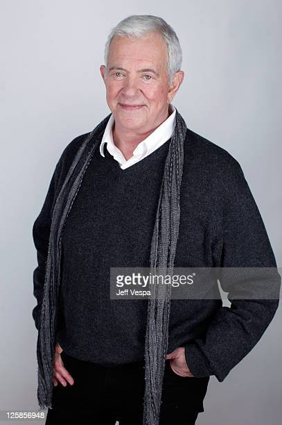 Producer Mark Damon poses for a portrait during the 2011 Sundance Film Festival at the WireImage Portrait Studio at The Samsung Galaxy Tab Lift on...