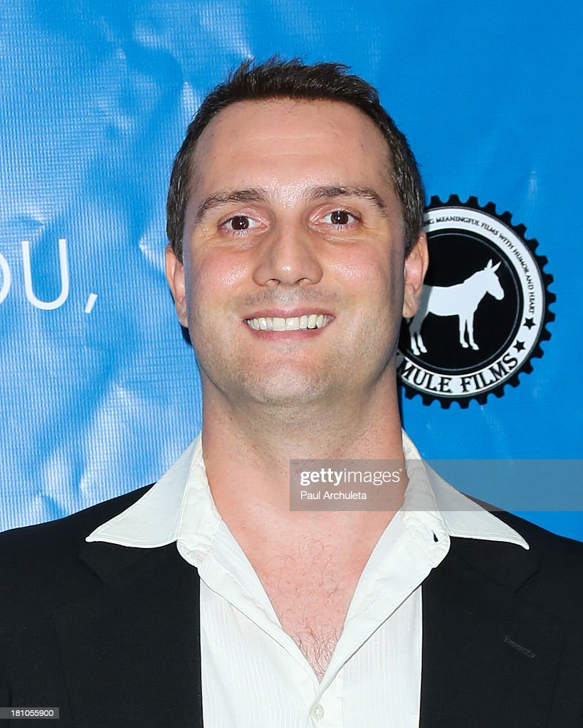 Producer Mark Heidelberger attends the Los Angeles premiere 'It's Not You, It's Me' at the Downtown Independent Theatre on September 18, 2013 in Los Angeles, California.