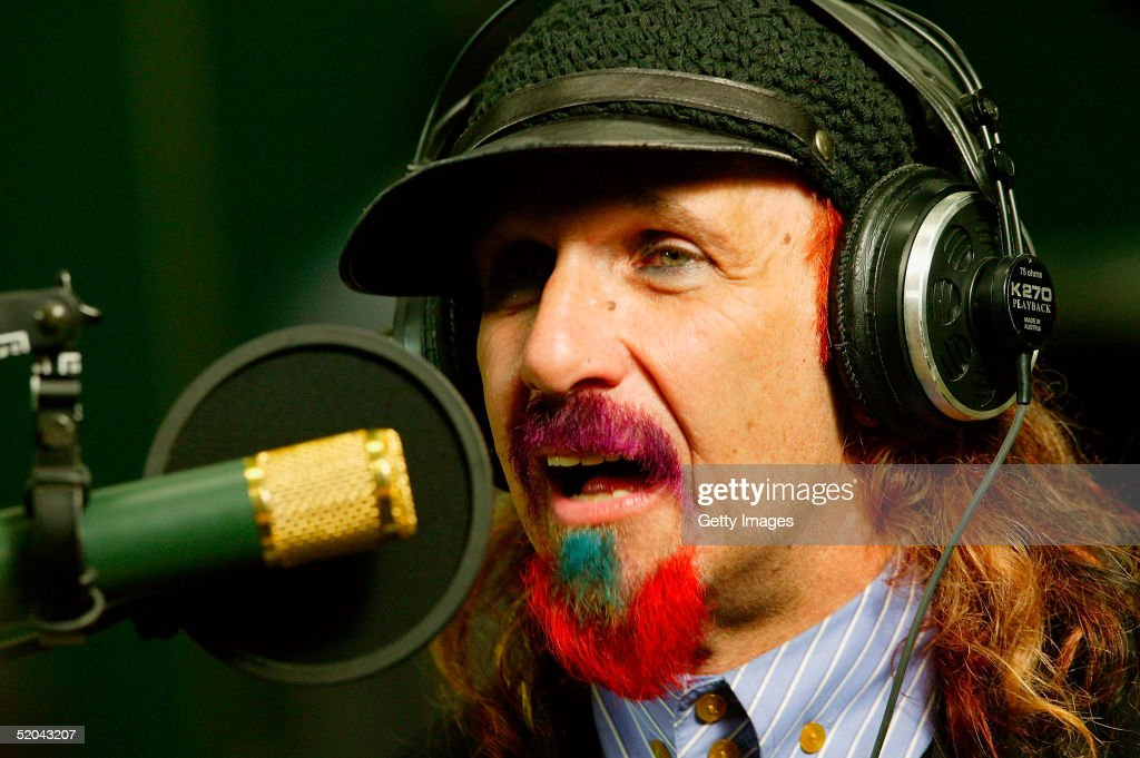 Producer Mark Hudson records the charity cover of Eric Clapton's 'Tears In Heaven' Tsunami Relief Single at Whitfield Studios on January 20, 2005 in London. Other stars to contribute to the single will include Robbie Williams, Rod Stewart, Pink, Ozzy and Kelly Osbourne, Andrea Bocelli, Gwen Stefani, Gavin Rossdale, Robert Downey Jr., Phil Collins, Josh Groban and Aerosmith's Steve Tyler. The single is an initiative of Sharon Osbourne, and proceeds will go to benefit aid organization Save the Children's operations in tsunami-affected regions.