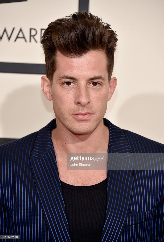 Producer Mark Ronson attends The 58th GRAMMY Awards at Staples Center on February 15, 2016 in Los Angeles, California.