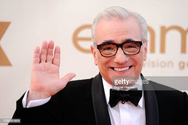 Producer Martin Scorsese arrives at the 63rd Annual Primetime Emmy Awards held at Nokia Theatre L.A. LIVE on September 18, 2011 in Los Angeles,...