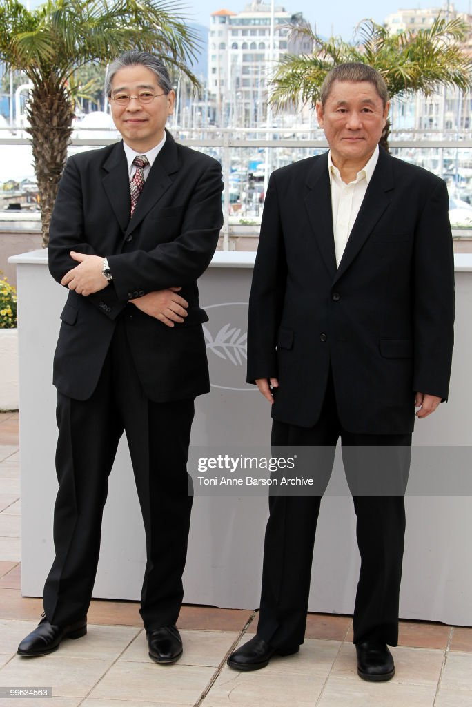 "63rd Annual Cannes Film Festival - ""Outrage"" Photo Call"