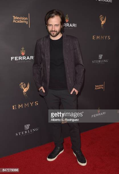 Producer Matt Duffer attends The Television Academy Honors Emmy Nominated Producers at The Montage Beverly Hills on September 14 2017 in Beverly...