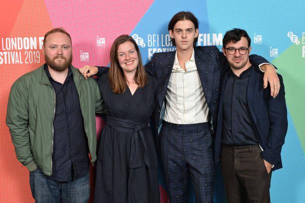 "GBR: ""Days of the Bagnold Summer"" UK Premiere - 63rd BFI London Film Festival"