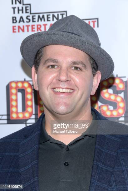 Producer Matthew Tash attends a Los Angeles VIP industry screening with the filmmakers and cast of DIVOS at TCL Chinese 6 Theatres on May 01 2019 in...