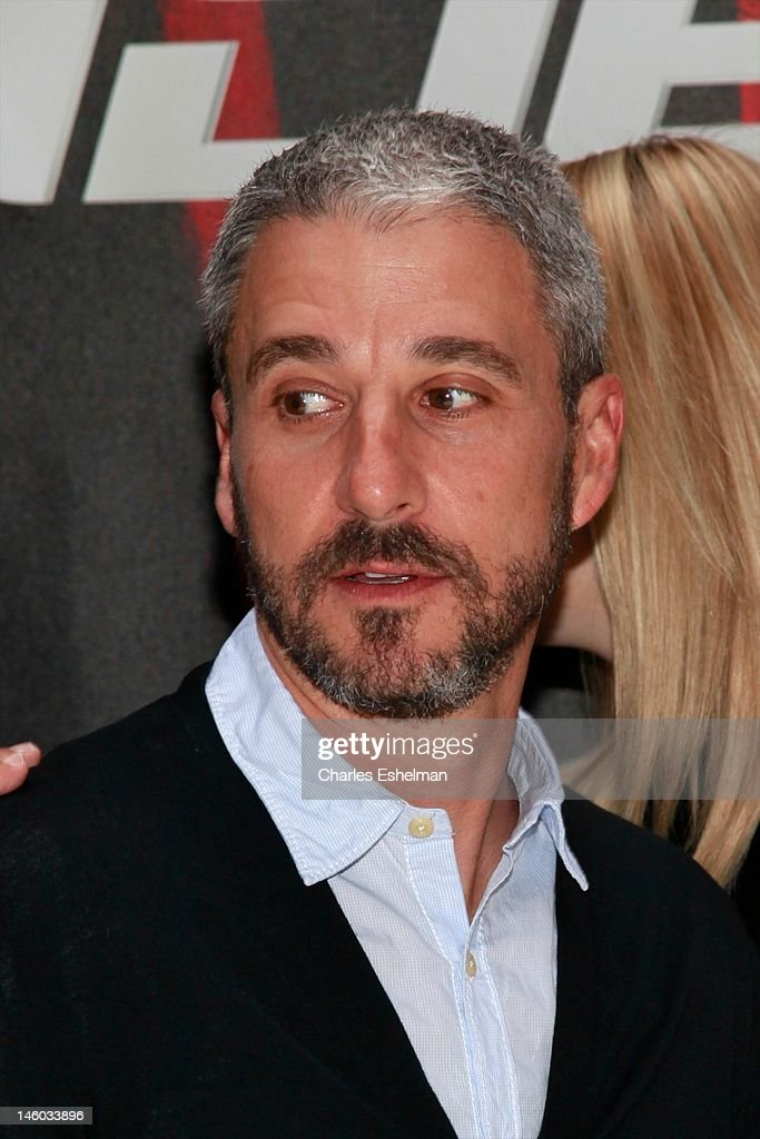 Producer Matthew Tolmach attends the 'The Amazing Spider-Man' New York City Photo Call at Crosby Street Hotel on June 9, 2012 in New York City.