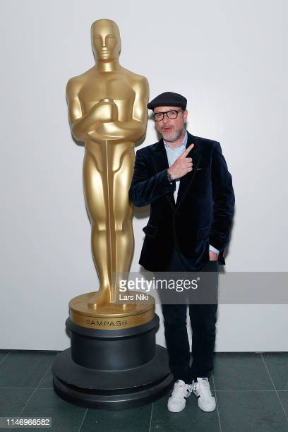 """Producer Matthew Vaughn attends The Academy of Motion Picture Arts and Sciences official screening of """"Rocketman"""" at the MoMA, Celeste Bartos Theater..."""