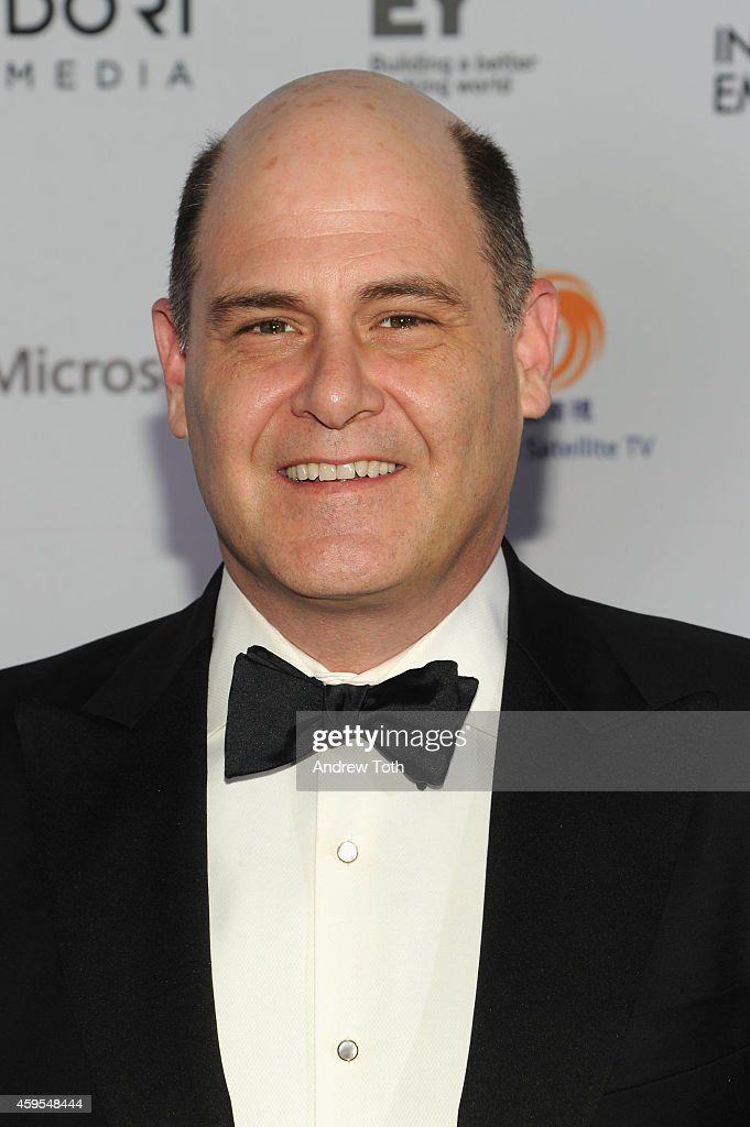 2014  International Academy Of Television Arts & Sciences Awards - Arrivals