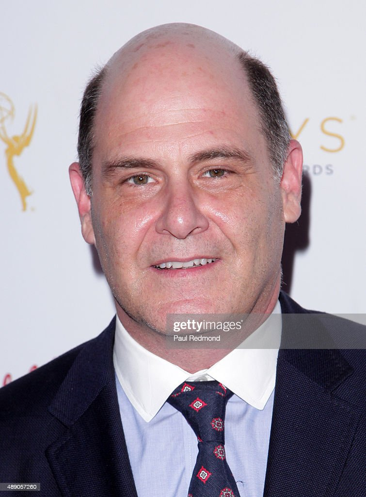 Producer Matthew Weiner attends the Television Academy Celebrates The 67th Emmy Award Nominees for Outstanding Producing at Montage Beverly Hills on September 18, 2015 in Beverly Hills, California.