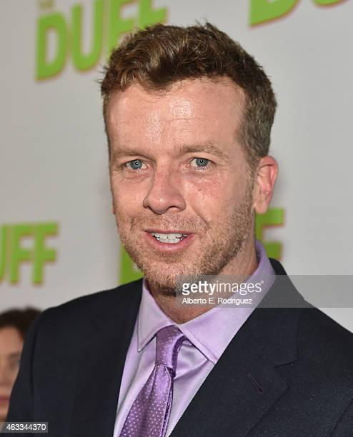 Producer McG attends a Fan Screening of CBS Films' 'The Duff' at the TCL Chinese 6 Theatres on February 12 2015 in Hollywood California