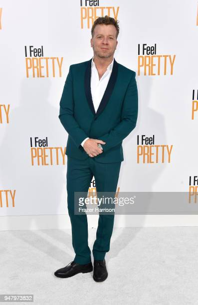 Producer McG atttends the Premiere Of STX Films' 'I Feel Pretty' at Westwood Village Theatre on April 17 2018 in Westwood California