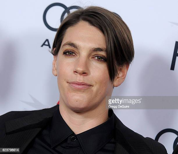 Producer Megan Ellison arrives at the AFI FEST 2016 Presented By Audi A Tribute To Annette Bening And Gala Screening Of A24's '20th Century Women' at...
