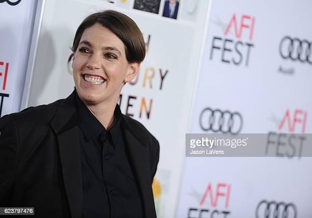 Producer Megan Ellison attends a screening of '20th Century Women' at the 2016 AFI Fest at TCL Chinese Theatre on November 16 2016 in Hollywood...