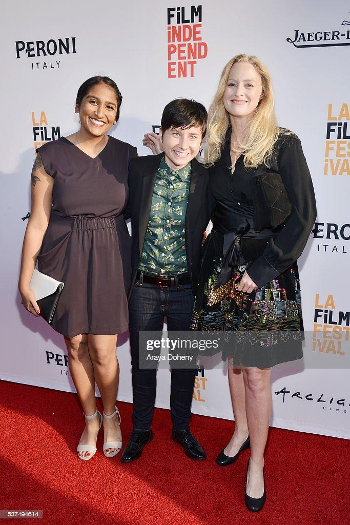 "2016 Los Angeles Film Festival - ""Lowriders"" Premiere - Red Carpet"