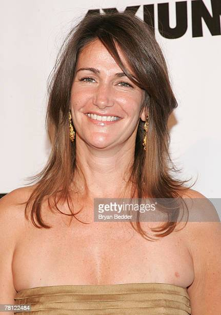 Producer Meghan O'Hara attends the 17th Annual Gotham Awards presented by IFP at Steiner Studios November 27 2007 in the Brooklyn Borough of New York...