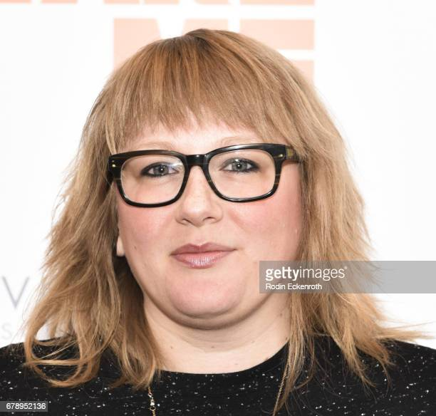 Producer Mel Eslyn attends the premiere of The Orchard's Take Me at The London West Hollywood on May 4 2017 in West Hollywood California