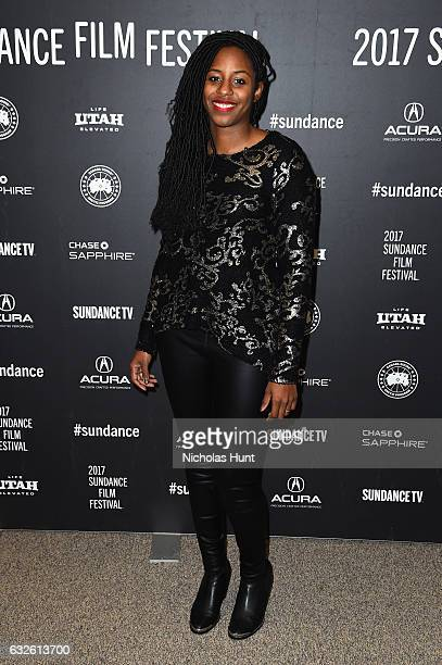Producer Mel Jones attends the Burning Sands Premiere at Eccles Center Theatre on January 24 2017 in Park City Utah